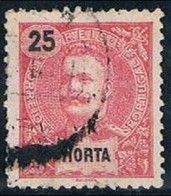 Horta, 1898/905, # 28, Used - Horta