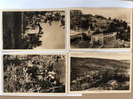 Maison Rurale De Bouldoire Par Marvejols   Serie De 4 Cartes,   , Lozere  48 - Other Municipalities