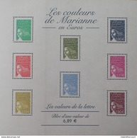Bloc N° 67, Marianne, Neuf - Blocs & Feuillets