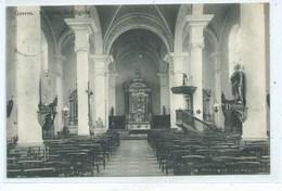 Gesves Intérieur De L'Eglise - Gesves