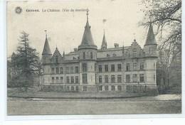 Gesves Le Château Vu De Derrière - Gesves