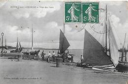 33)  BOURG  Sur  GIRONDE  -  Vue Du Port - Frankreich