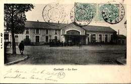 [91] Essonne > Corbeil Essonnes /LA  GARE / / TTBE /LOT 4022 - Corbeil Essonnes
