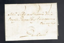 Lac Gand 20 Novembre 1600 =>  Vicarys Episcopalus ( Texte En Latin ) - 1598-1621 (Paesi Bassi Indipendenti)