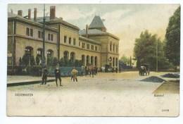 Didenhofen Bahnhof - Lothringen