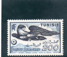 TUNISIE 1949 ** - Tunisie (1888-1955)