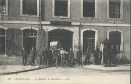 Luneville  Quartier   La Barolliere - Luneville