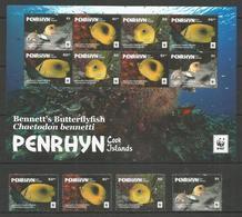 PENRHYN- MNH - Animals - Fishes - WWF - Poissons
