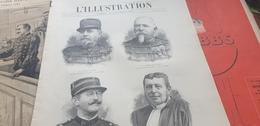 ILL 94/DREYFUS CONSEIL GUERRE  TRAHISON /PARIS STATUETTES ENLUMINURES - Zeitschriften - Vor 1900