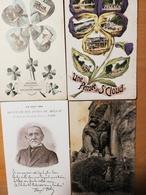 Lot De 500 Cpa France - Cartes Postales