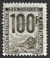 PETITS COLIS  1944  - YT  22 - Oblitéré - Colis Postaux