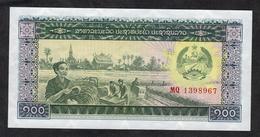 Laos :: 100 Kip 1997 - Laos