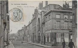 55 - VERDUN - RUE DE LA RIVIERE - TEMPLE - EDIT DEBERGUE - Verdun