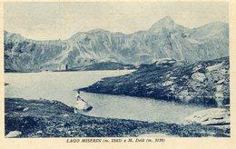 Champorcher, Lago Miserin  - Lot. 3227 - Aosta