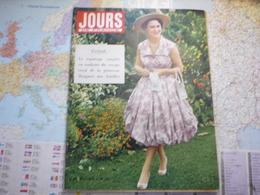 Jour De France N°183 17 Mai 1958  Margaret Aux Antilles / Les Surprises De Cannes / Raymond Oliver - Gente