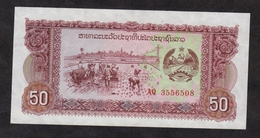 Laos :: 50 Kip - Laos