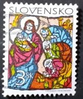 Slovaquie >1998   Oblitérés N° 284 - Slowakische Republik