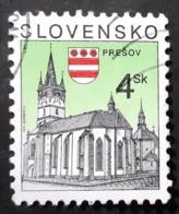 Slovaquie >1998   Oblitérés N° 281 - Slowakische Republik