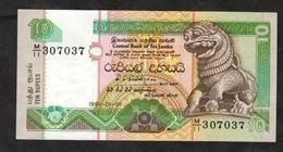 Sri Lanka :: 10 Rupees 1991 - Sri Lanka