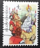 Slovaquie >1998   Oblitérés N° 267 - Slowakische Republik