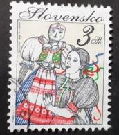 Slovaquie >1997    Oblitérés N° 265 - Slowakische Republik