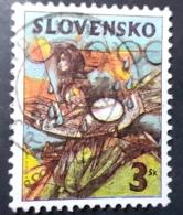 Slovaquie >1997    Oblitérés N° 233 - Slowakische Republik