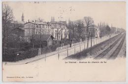 Le Vésinet - Avenue Du Chemin De Fer - Le Vésinet