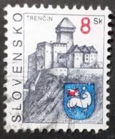 Slovaquie >1995   Oblitérés N° 200 - Slowakische Republik