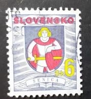 Slovaquie >1996  Oblitérés N° 215 - Slowakische Republik