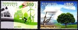 Europa Cept - 2016 - Armenia, Armenien - (Think Green) ** MNH - 2016