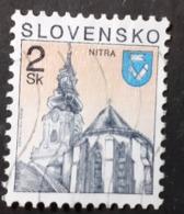 Slovaquie >1994  Oblitérés N° 184 - Slowakische Republik