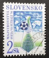 Slovaquie >1994  Oblitérés N° 158 - Slowakische Republik
