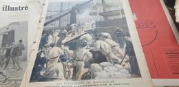 P.J 94 / TOULON MADAGASCAR /PRISE D UN DRAPEAU CHINOIS PAR UN OFFICIER JAPONAIS - Livres, BD, Revues