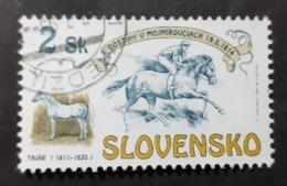 Slovaquie >1994  Oblitérés N° 168 - Slowakische Republik