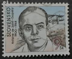 Slovaquie >1994  Oblitérés N° 154 - Slowakische Republik