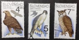 Slovaquie >1994  Oblitérés N° 161/163 - Slowakische Republik