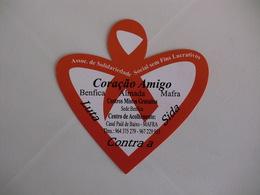 Aids Sida Portugal Portuguese Pocket Calendar 2007 - Calendriers