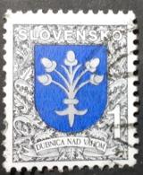 Slovaquie >1993 Oblitérés N° 57 - Slowakische Republik
