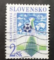 Slovaquie >1993 Oblitérés N° 158 - Slowakische Republik