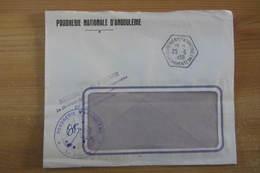 Poudrerie Nationale D'Angoulême (1959) - 1921-1960: Moderne