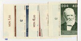 DDR- 4550  DDR 1967  Mi.# 1293/97** ( Cat.€2. ) - Ungebraucht