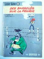 Lucky Luke : Des Barbelés Sur La Prairie EO 1967 - Lucky Luke