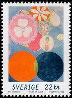 Sweden - 2020 - Art - Hilma Af Klint - Figure Painting No. 2 - Mint Stamp - Nuovi