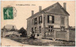 51 SAINT-HILAIRE-au-TEMPLE - L'école - Andere Gemeenten