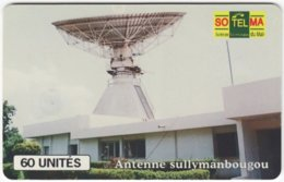 MALI A-056 Chip SoTelMa - Communication, Satellite Dish - Used - Mali