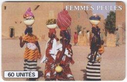 MALI A-068 Chip SoTelMa - Traditional People, Streetlife - Used - Mali