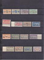 SAINT PIERRE ET MIQUELON 78/92 LUXE NEUF SANS CHARNIERE - Unused Stamps
