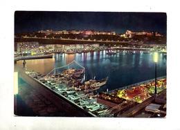 Carte  Monaco Palais Port Flamme Centenaire Sur Palais - Palacio Del Príncipe