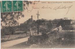 Lot-15 - Alpes Maritimes - Cabris - Vue De Ste Marguerite - Route De Grasse - Frankreich