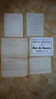 EAUX & FORETS, Documents Divers, Annees 30? - Vieux Papiers